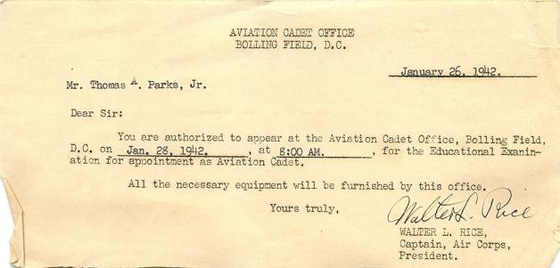 1942-01-26 Orders