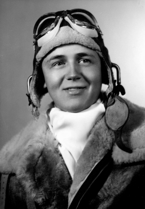 Earl Bason 1943 - Fighter Pilot