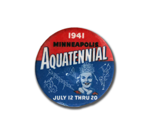 1941-07-12 to 07-20 Aquacentennial Pin