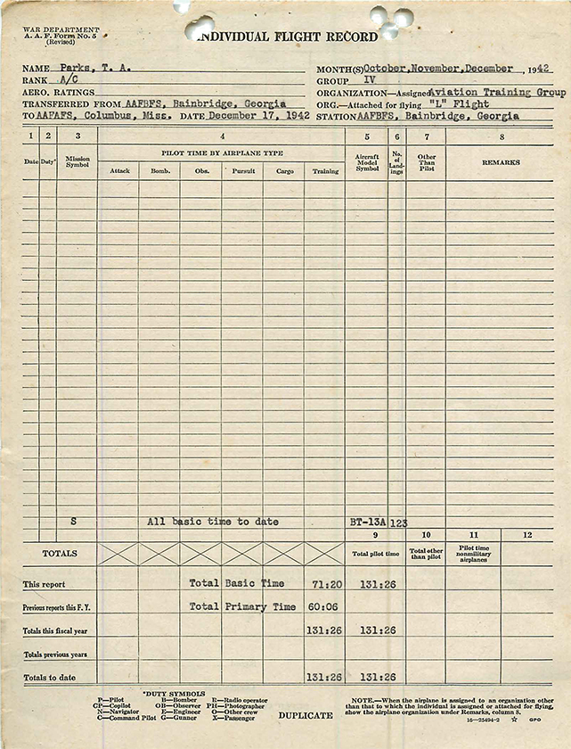 1942-12-17-flight-record
