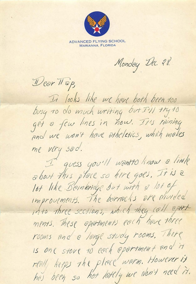1942-12-28 Letter OReagan to TAPjr page 1.jpg