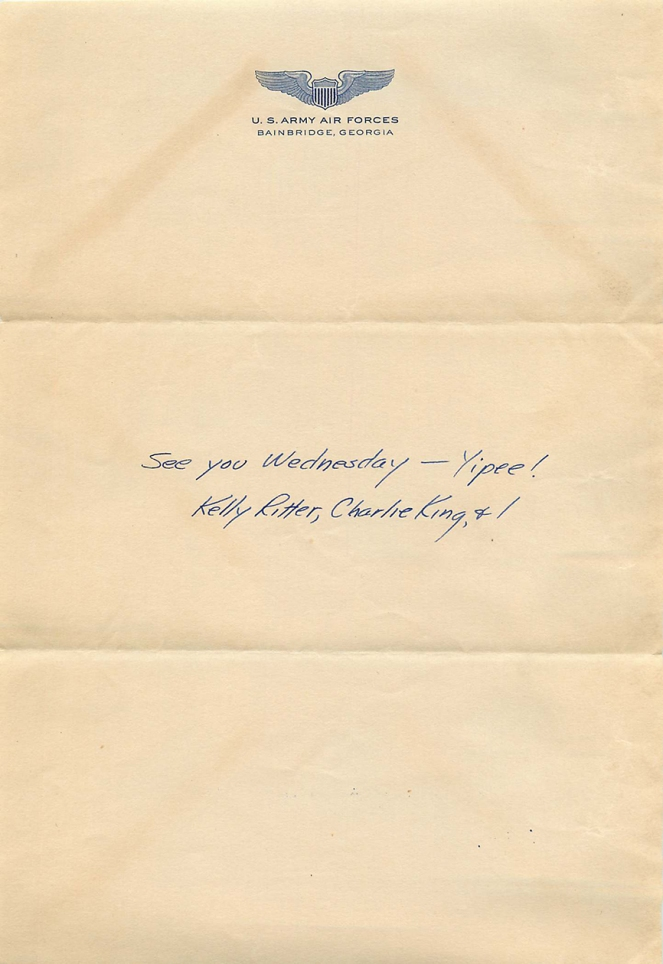 1943-01-20 Russ to TAPjr - letter