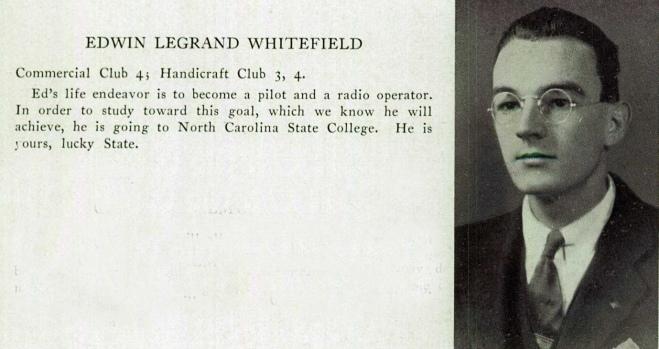 Edwin Whitefield