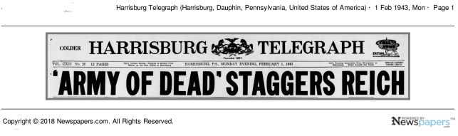 Clipping from Harrisburg Telegraph - Newspapers.com